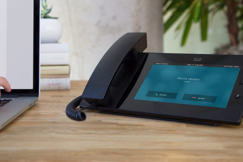 """Cisco lance le Meraki MC74, téléphone """"managé dans le cloud"""""""