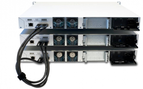 Cisco Meraki MS350 Stack