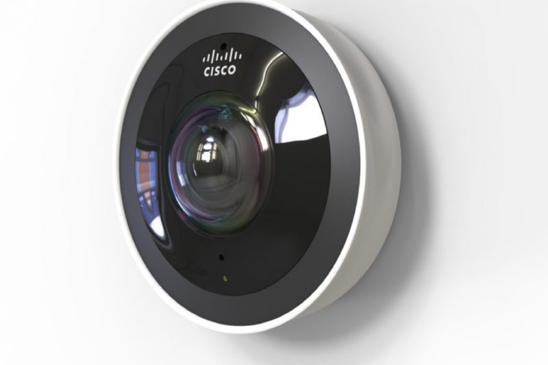 Cisco Meraki MV32: la caméra cloud fisheye