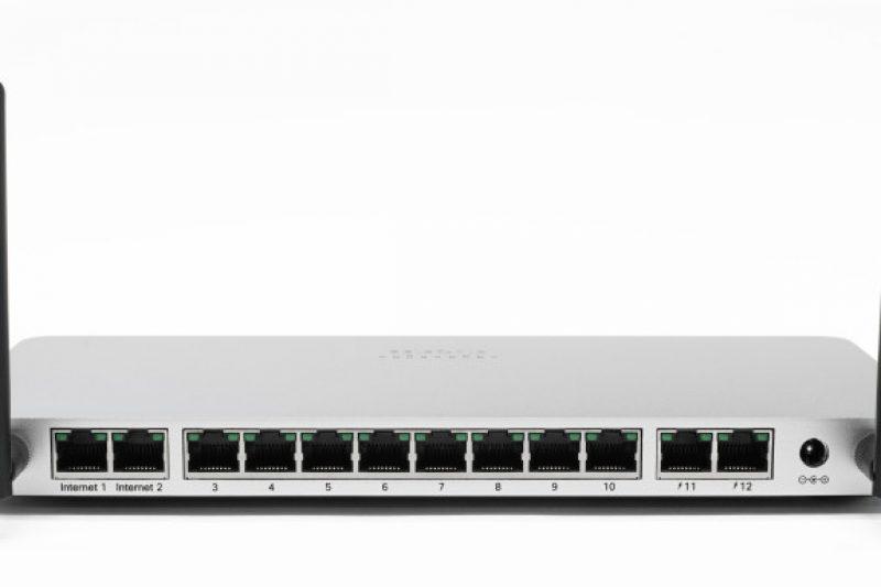 Cisco Meraki MX65 et MX65W : deux nouveaux routeurs