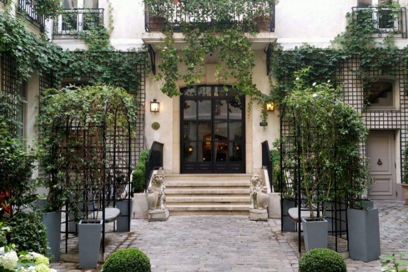 """Du WiFi pour l'Hôtel """"Relais Christine"""""""