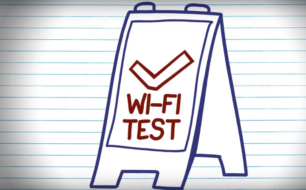 KFC WiFi Test logo