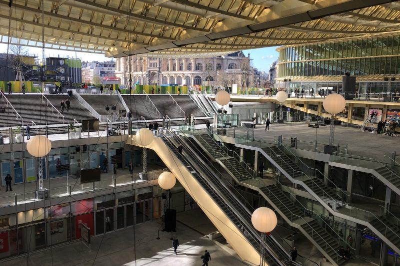 L'Exception ouvre à la Canopée des Halles