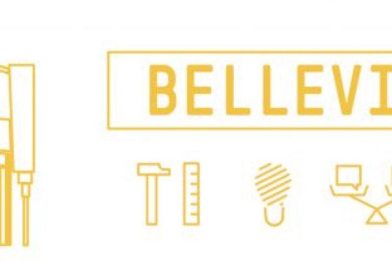 Halle Belleville : l'ancienne Maison de l'Air revit