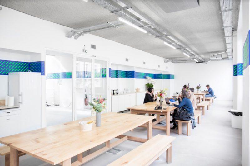 Liberté Living Lab : co-working à haute vitesse