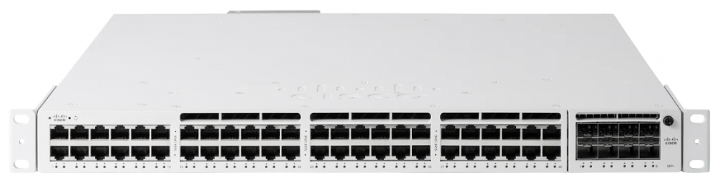 Switch Cisco Meraki MS390 - Face Avant