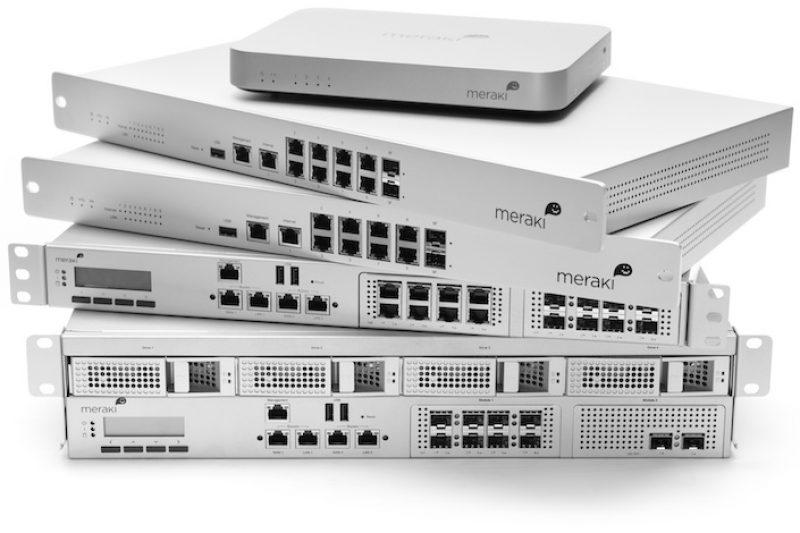 Les Cisco Meraki MX compatibles avec NetFlow sous peu