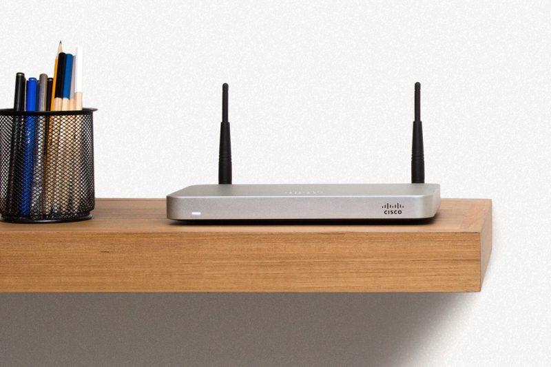 Meraki MX64 et MX64W : deux nouveaux routeurs
