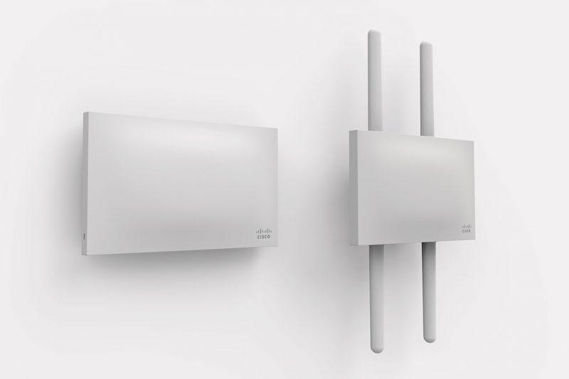 Meraki MR32 et MR72, des bornes AC et iBeacon
