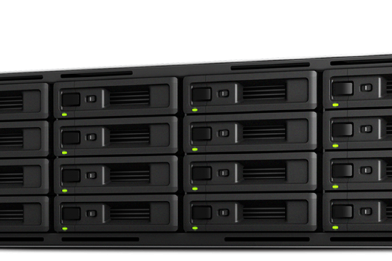 Synology lance le RS2818RP+ , un NAS 16 baies