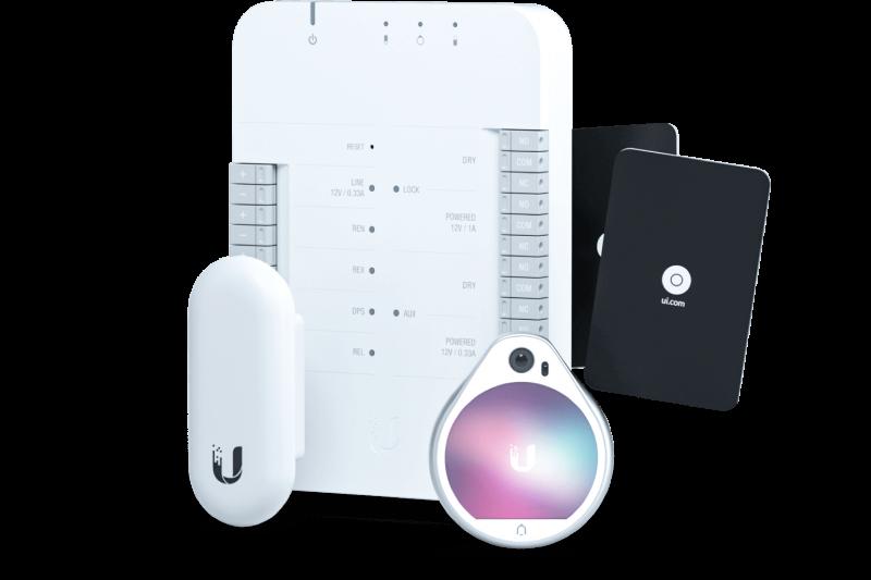 UniFi Access: le contrôle d'accès par UniFi